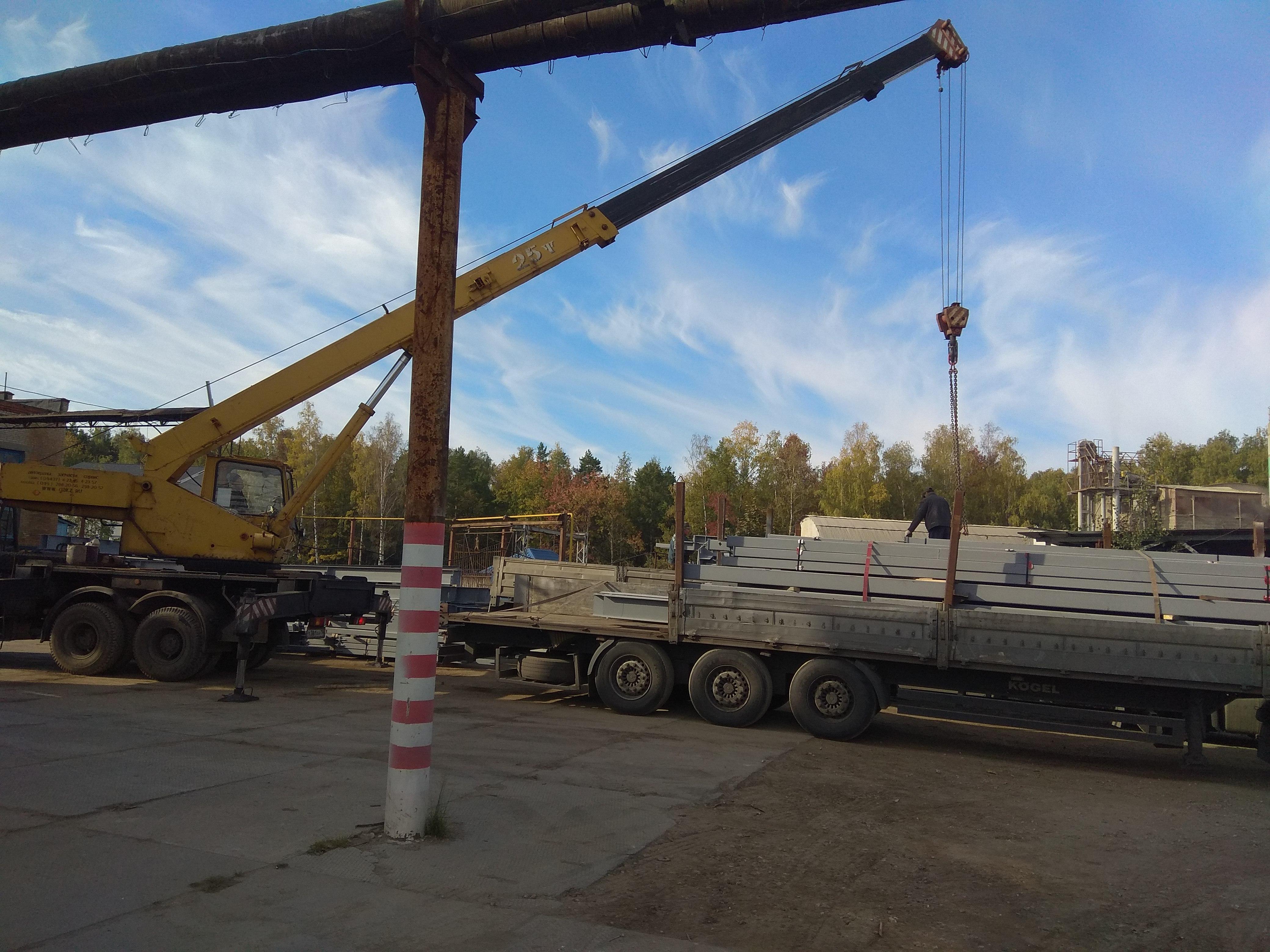 Ногинский ЗМК предлагает услуги по изготовлению металлоконструкций